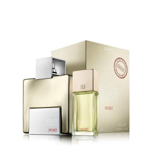 Set Solo Loewe Sport EDT - LOEWE. Perfumes Paris