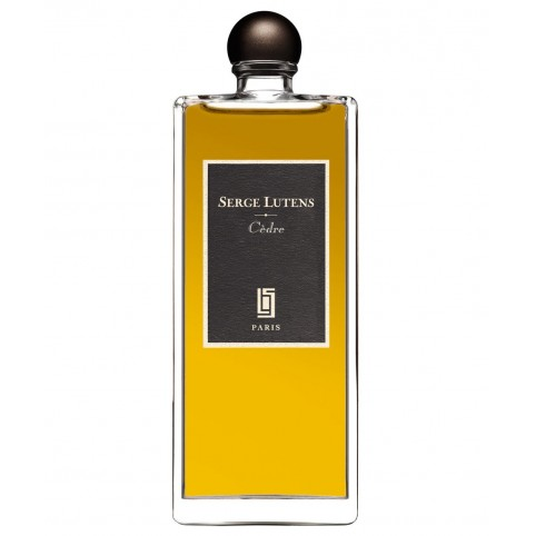 Unisex Black Cedre EDP - SERGE LUTENS. Perfumes Paris