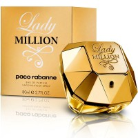 Lady Million EDT - PACO RABANNE. Comprar al Mejor Precio y leer opiniones