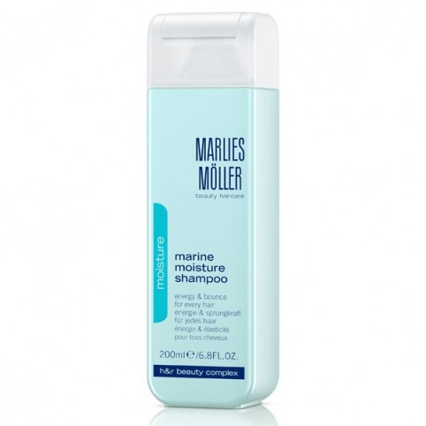 Marine Hidratante Champú 200ml - MARLIES MOLLER. Perfumes Paris