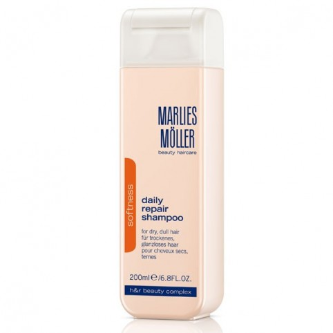 Suavidad Champú Diario 200ml - MARLIES MOLLER. Perfumes Paris