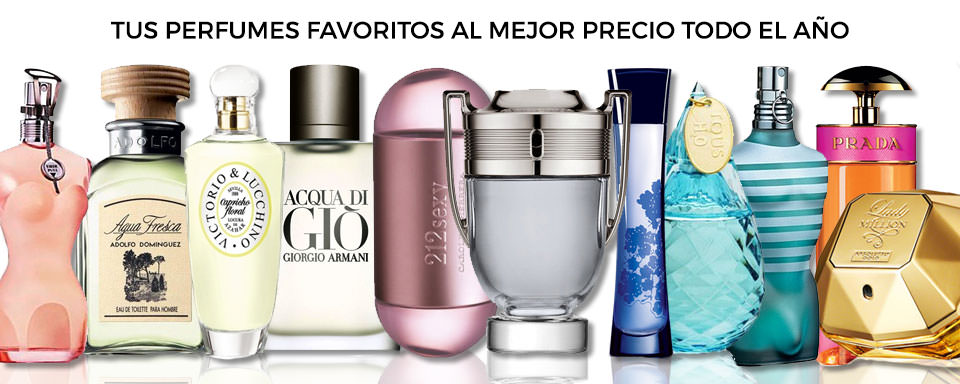 Perfumes Rioja