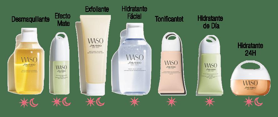 Tratamiento Waso Shiseido