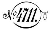 Colonias Hombre 4711