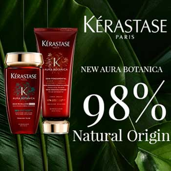 Productos Kérastase Aura Botánica